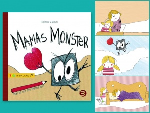 Mamas Monster - Kinderbuch